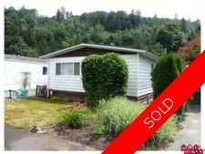 Cultus Lake Manufactured Home for sale: Cultus Lake Estates Studio 1,150 sq.ft.