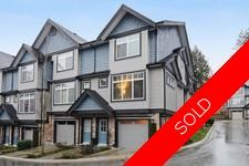 SULLIVAN HEIGHTS Townhouse for sale: ALTURA 60 - 6299 144 Street Surrey, 3 bedroom 1,500 sq.ft.