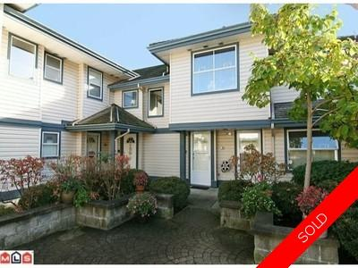Langley City Townhouse for sale: THE MEADOWS 3 bedroom 1,267 sq.ft.